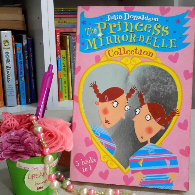 The Princess Mirror - Belle Collectiin (3 Books In 1)