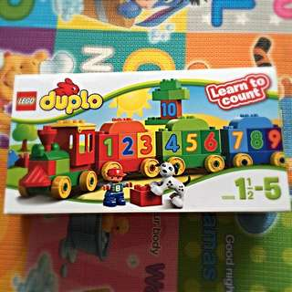 Duplo Learn To Count (reserved)