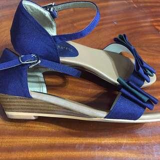 OL時尚簡約🎀涼鞋