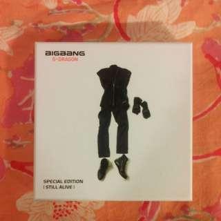 /專輯/bigbang Still Alive Special Edition GD封面
