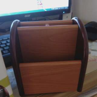 木製旋轉收納座
