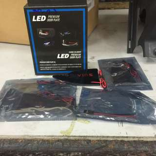 New Vios Led Door Plate