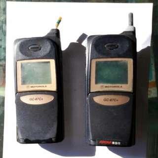 Motorola 古董手機