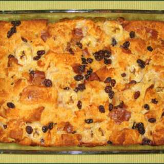Home Made Bread Pudding