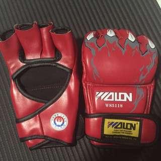 [INSTOCKS] WOLON Tiger MMA gloves