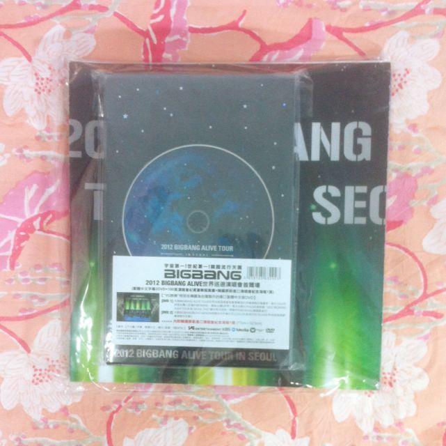 /寫真/2012 Bigbang Alive 世界巡迴演唱會首爾場