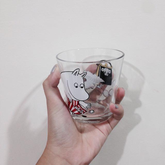 ✨嚕嚕米✨嚕嚕米特展兌換水晶杯