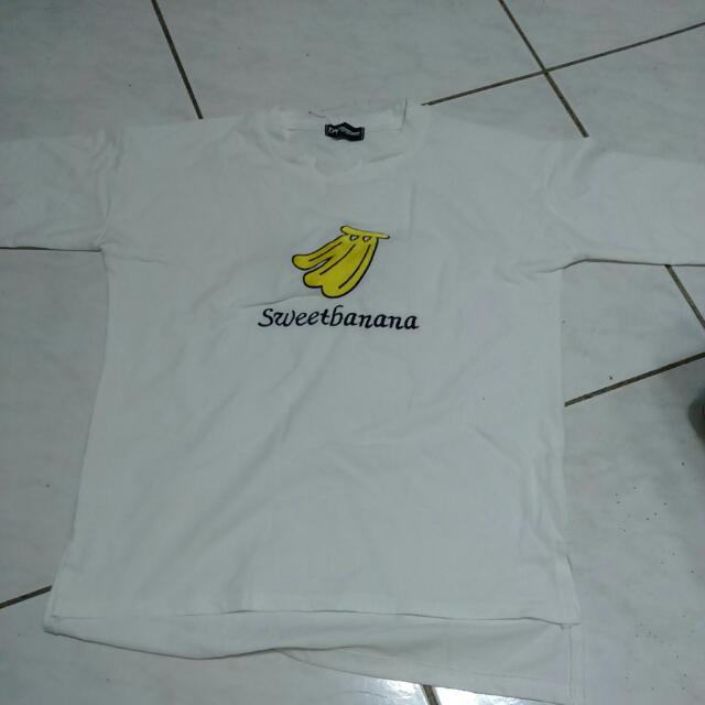 全新 💗可愛香蕉BANANAT恤