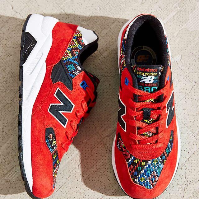 premium selection 6d0d4 f9c5e 美國代購(◐‿◑) New Balance 580 慢跑鞋 (Urban Outfitters 限定款)