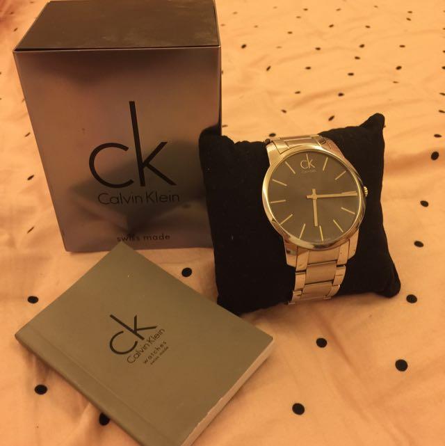 Ck情人紀念錶