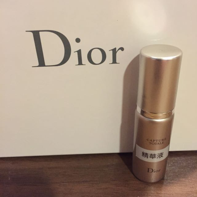 Dior 逆時完美再造精華