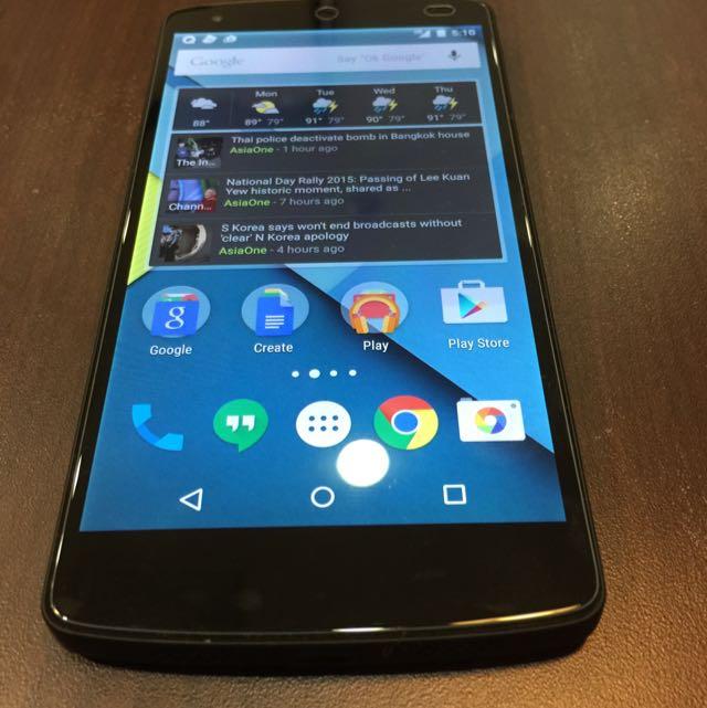 Nexus 5 32GB LTE