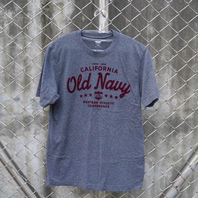 (保留)【二手】Old Navy購入復古T恤