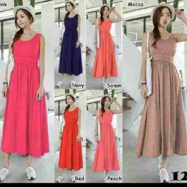 Ready Trendy Long Dress