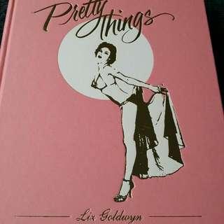 New.Rare Collection Burlesque Book.