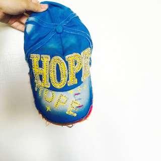 ✨含運✨藍染棒球帽
