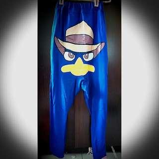 """泰瑞"""" 正寶藍飛鼠棉褲"""