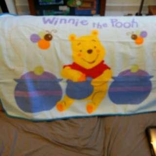 Kids Blanket - Winnie The Pooh