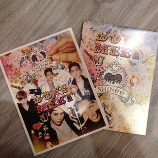 SHINee Boys Meet U 專輯