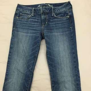 全新 American Eagle Skinny 牛仔褲