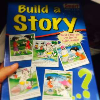 Build A Story Cards