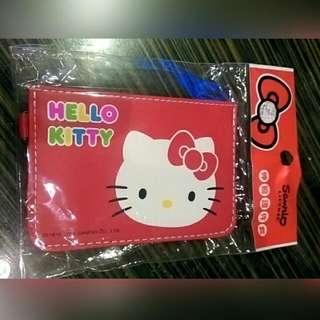 Hello Kitty伸縮證件套