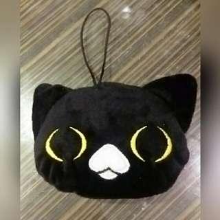 黑貓零錢包