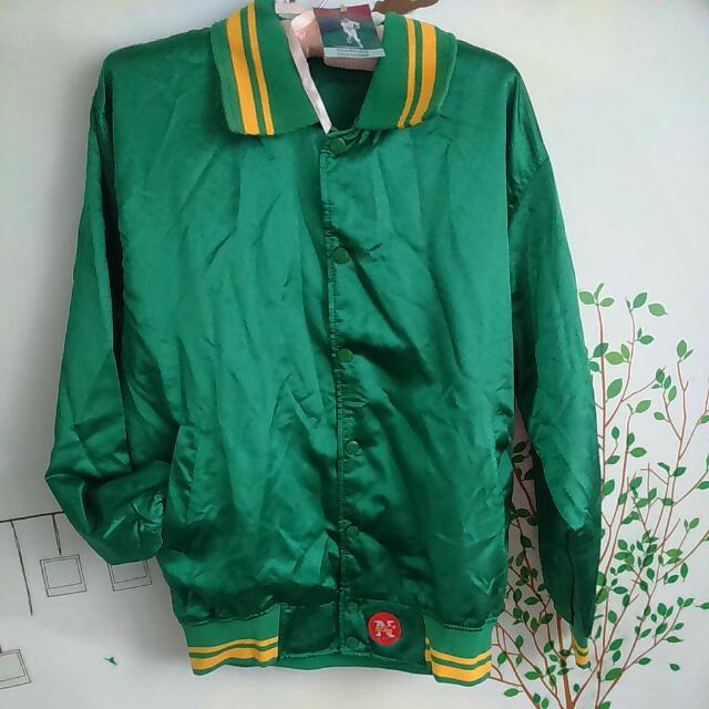 亮綠色外套(薄)