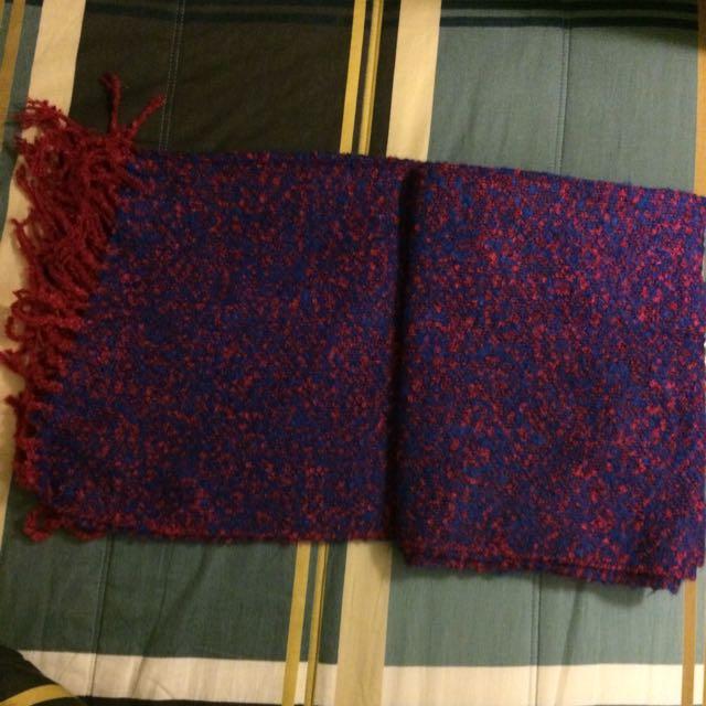 很長很大的圍巾(二手)
