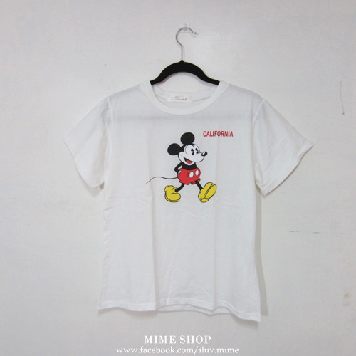 可愛 迪士尼 米奇T恤 出清價