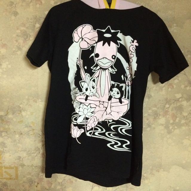 河童 造型 特殊 短袖 T恤