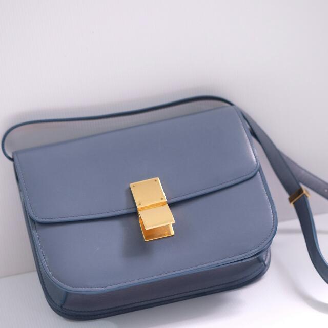 7365dd55d61a Authentic Celine Box Size Medium