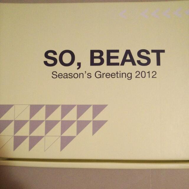 BEAST Season Gretting 2012