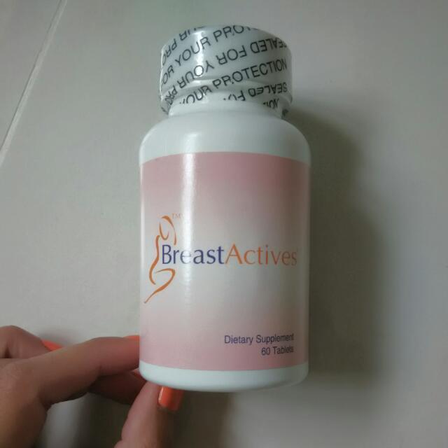 Breast Actives All Natural Breast Enhancement Pills Rrp 60 Health
