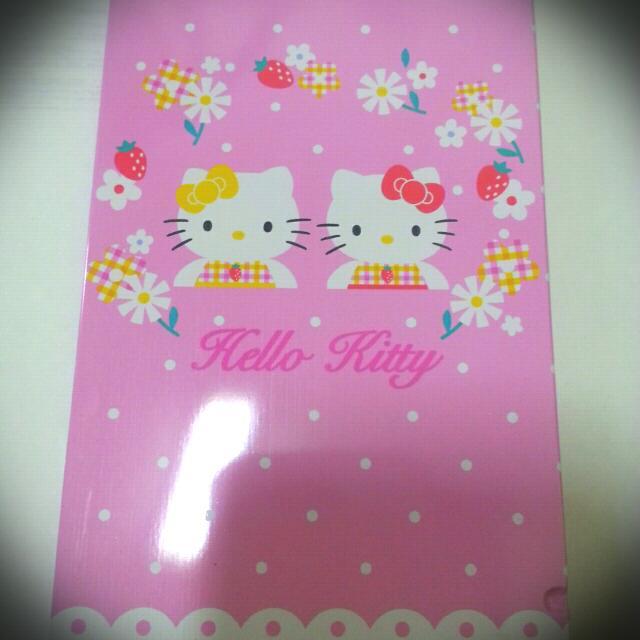 ■降價降價【全新】Hello Kitty色鉛筆