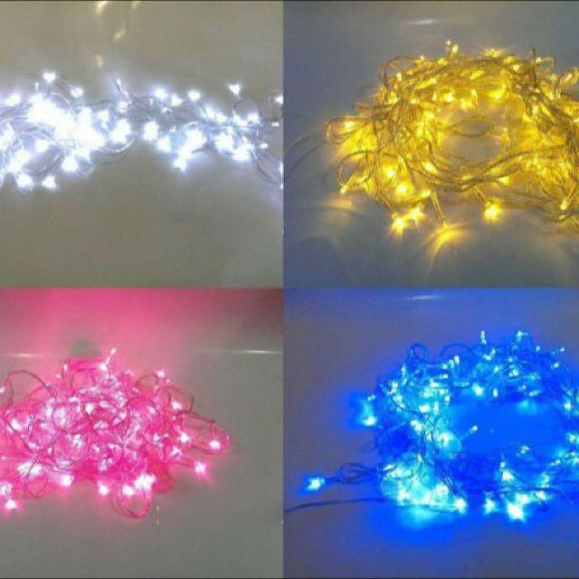 LED星星燈/佈置燈/聖誕燈