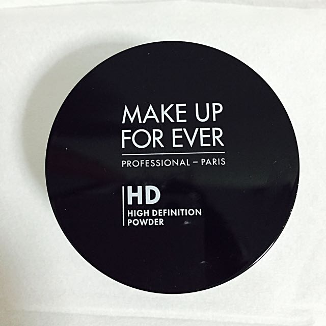 MUFE Finishing Powder