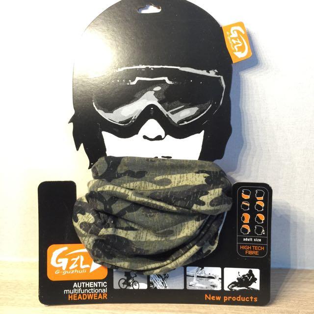 Multifunctional Scarf   Buff   Sports Headwear   Helmet Liner ... 3e5fbf9ec3d