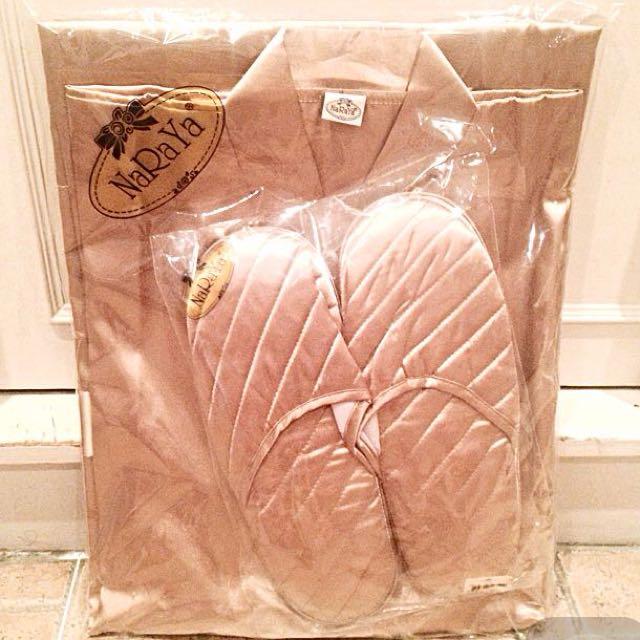 Naraya 浴袍 睡袍 轉售