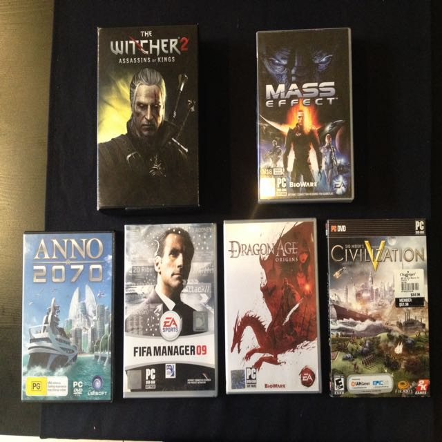PC Game Bundle