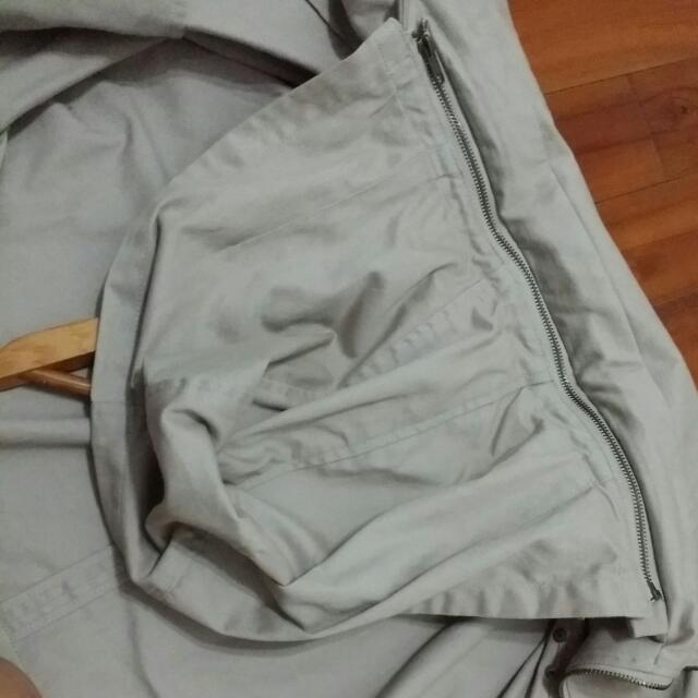 ROYAL PARTY短版風衣外套