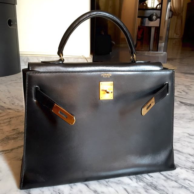 da0b0b115c20 ... czech vintage hermes kelly 32 sellier luxury on carousell e7c39 de16a