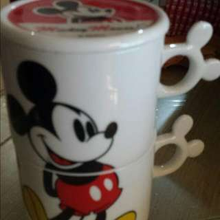 Mickey Mouse Stackable Mugs