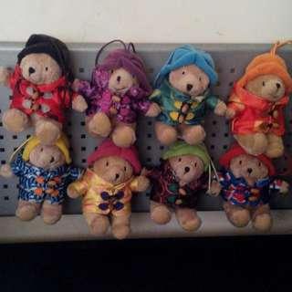 Paddington 柏靈頓磁鐵小熊