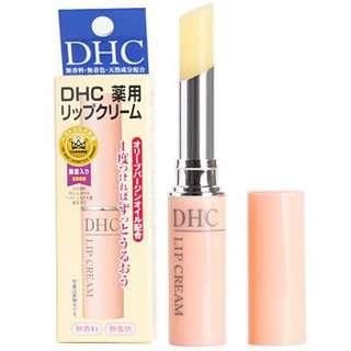 DHC高保濕純欖護唇膏