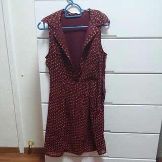 Qyop- The blush Dress