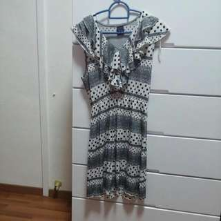 Qyop- Hypnosis Dress