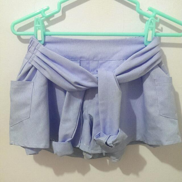韓國流行褲裙