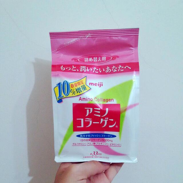 明治膠原蛋白增量包