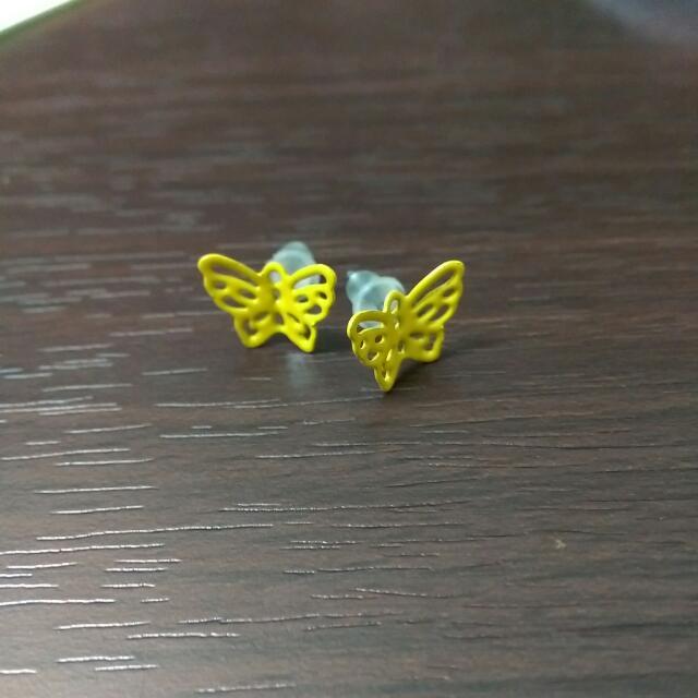 全新 夏日花蝴蝶